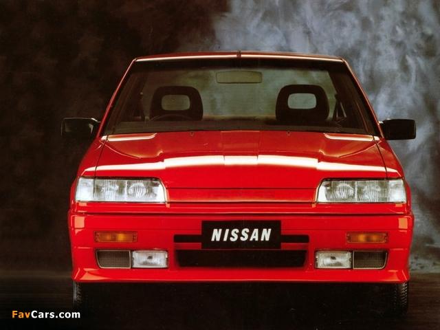 Nissan Skyline Silhouette GTS II (R31) 1989–91 images (640 x 480)