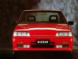 Nissan Skyline Silhouette GTS II (R31) 1989–91 images