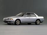 Nissan Skyline GTS-T Sedan (RCR32) 1989–91 pictures