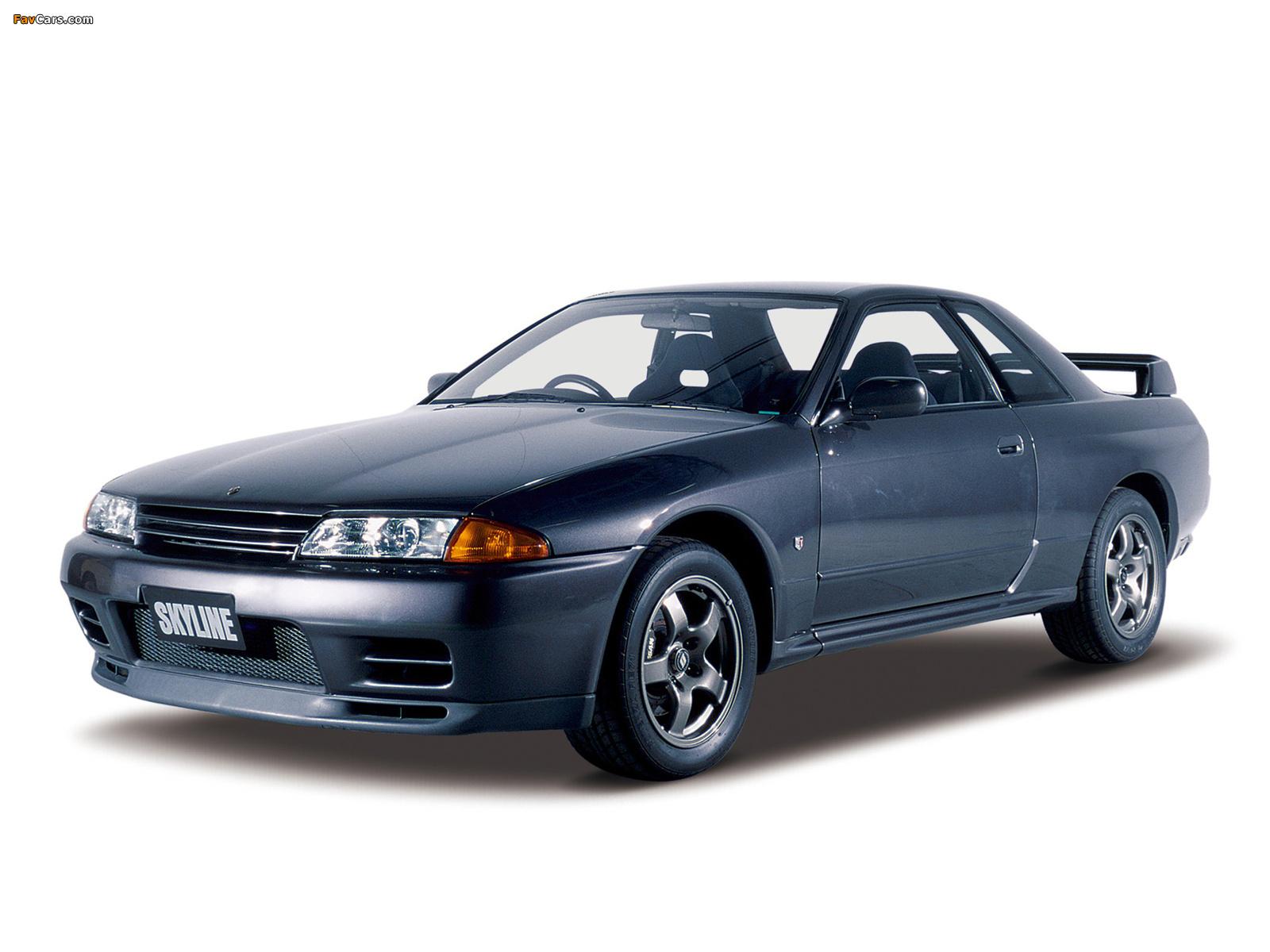 Nissan Skyline GT-R (BNR32) 1989–94 pictures (1600 x 1200)