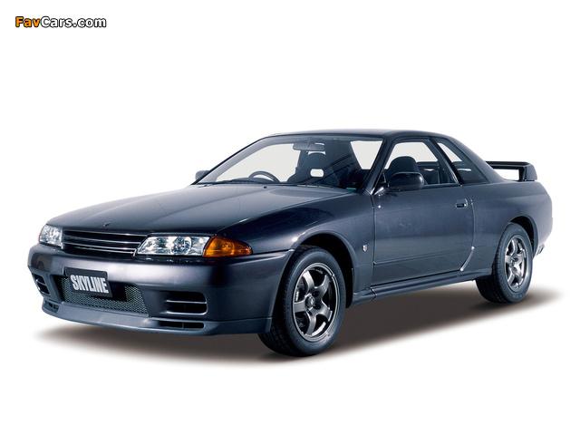 Nissan Skyline GT-R (BNR32) 1989–94 pictures (640 x 480)
