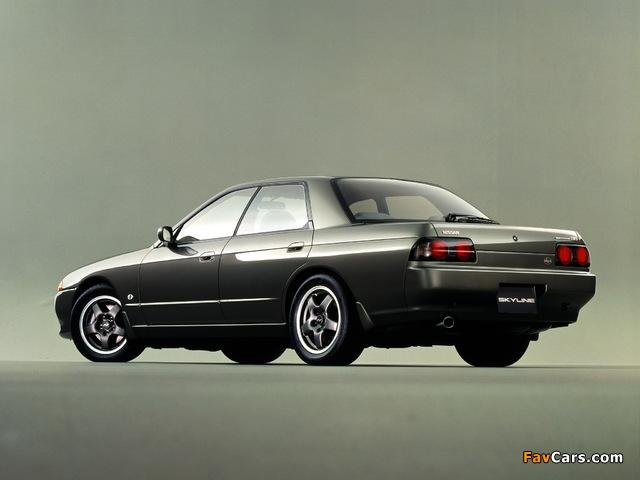 Nissan Skyline Autech Version (R32) 1992–93 pictures (640 x 480)