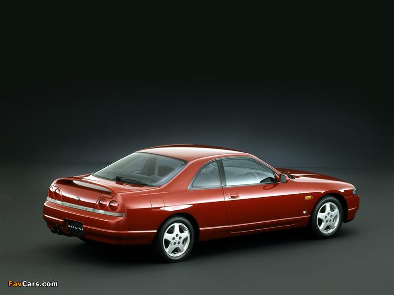 Nissan Skyline GTS25t Coupe (R33) 1993–98 photos (800 x 600)