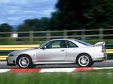 Nissan Skyline GT-R V-spec (BCNR33) 1995–98 images