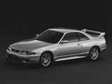 Nissan Skyline GT-R (BCNR33) 1995–98 pictures