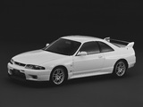 Nissan Skyline GT-R V-spec N1 (BCNR33) 1995–98 wallpapers