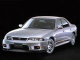 Nissan Skyline GT-R Autech Version (BCNR33) 1997–98 images