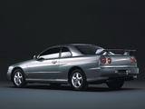 Nissan Skyline GT Coupe (HR34) 1998–2001 pictures