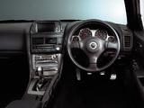 Nissan Skyline GT-R (BNR34) 1999–2002 photos