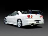 Impul Nissan Skyline GT-R (BNR34) 1999–2002 photos