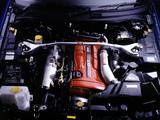 Nissan Skyline GT-R (BNR34) 1999–2002 pictures