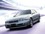 Nissan Skyline GT Sedan (ER34) 2000–01 pictures