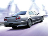 Nissan Skyline GT Sedan (ER34) 2000–01 wallpapers