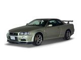 Nissan Skyline GT-R M-Spec Nür (BNR34) 2002 images