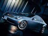 Nissan Skyline Coupe (CV35) 2003–07 wallpapers