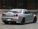 Nismo Nissan Skyline GT-R Z-Tune (BNR34) 2004 images