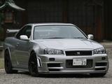 Nismo Nissan Skyline GT-R Z-Tune (BNR34) 2004 photos