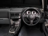Nissan Skyline 25GT-X Turbo Sedan (R34) photos