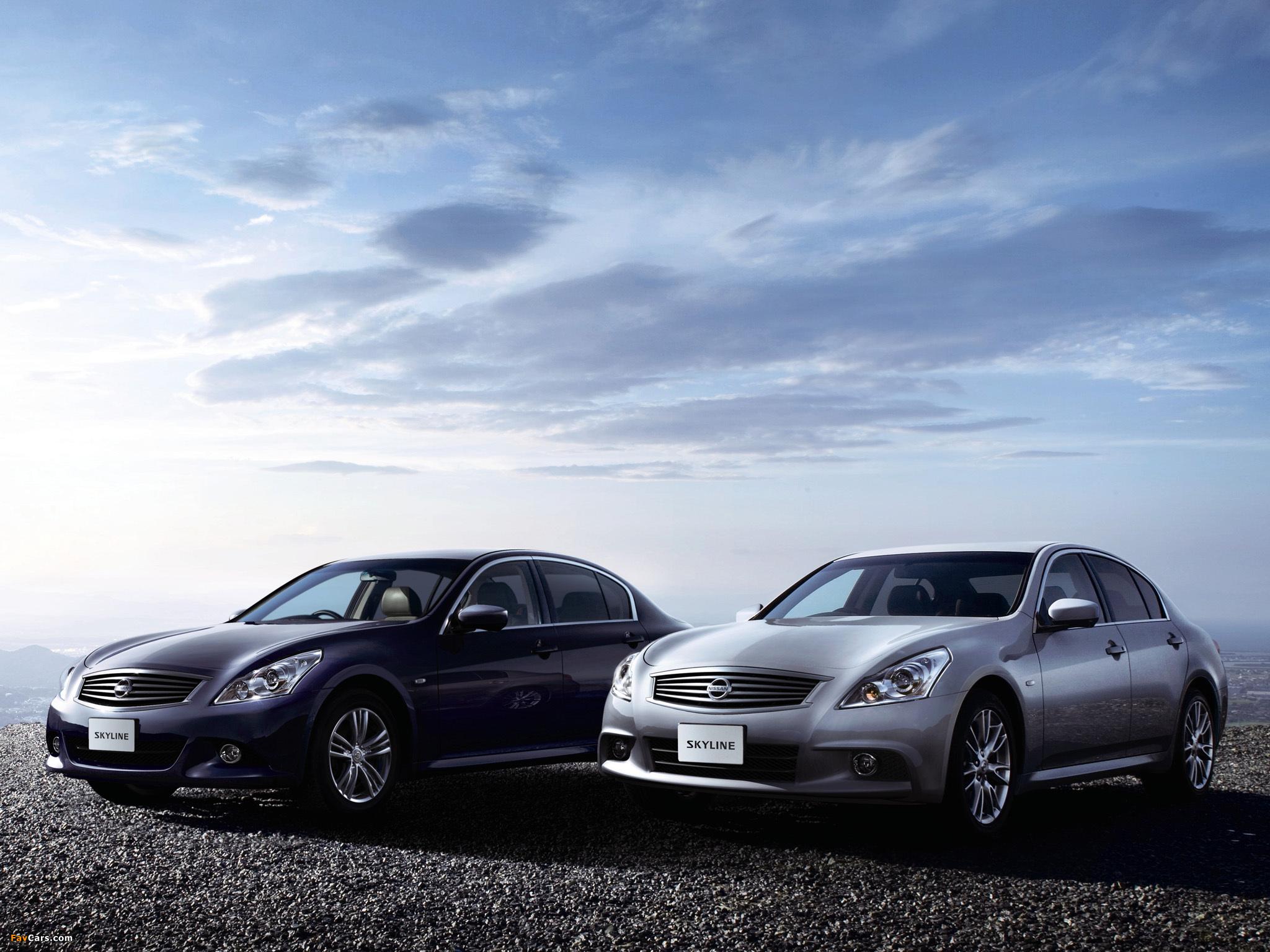 Photos of Nissan Skyline (2048 x 1536)