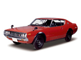 Photos of Nissan Skyline 2000GT-R (KPGC110) 1973