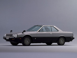 Photos of Nissan Skyline 2000RS Coupe (KDR30) 1981–83
