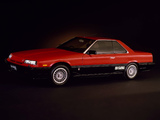 Photos of Nissan Skyline 2000 Turbo RS-X Coupe (KDR30XFT) 1983–85