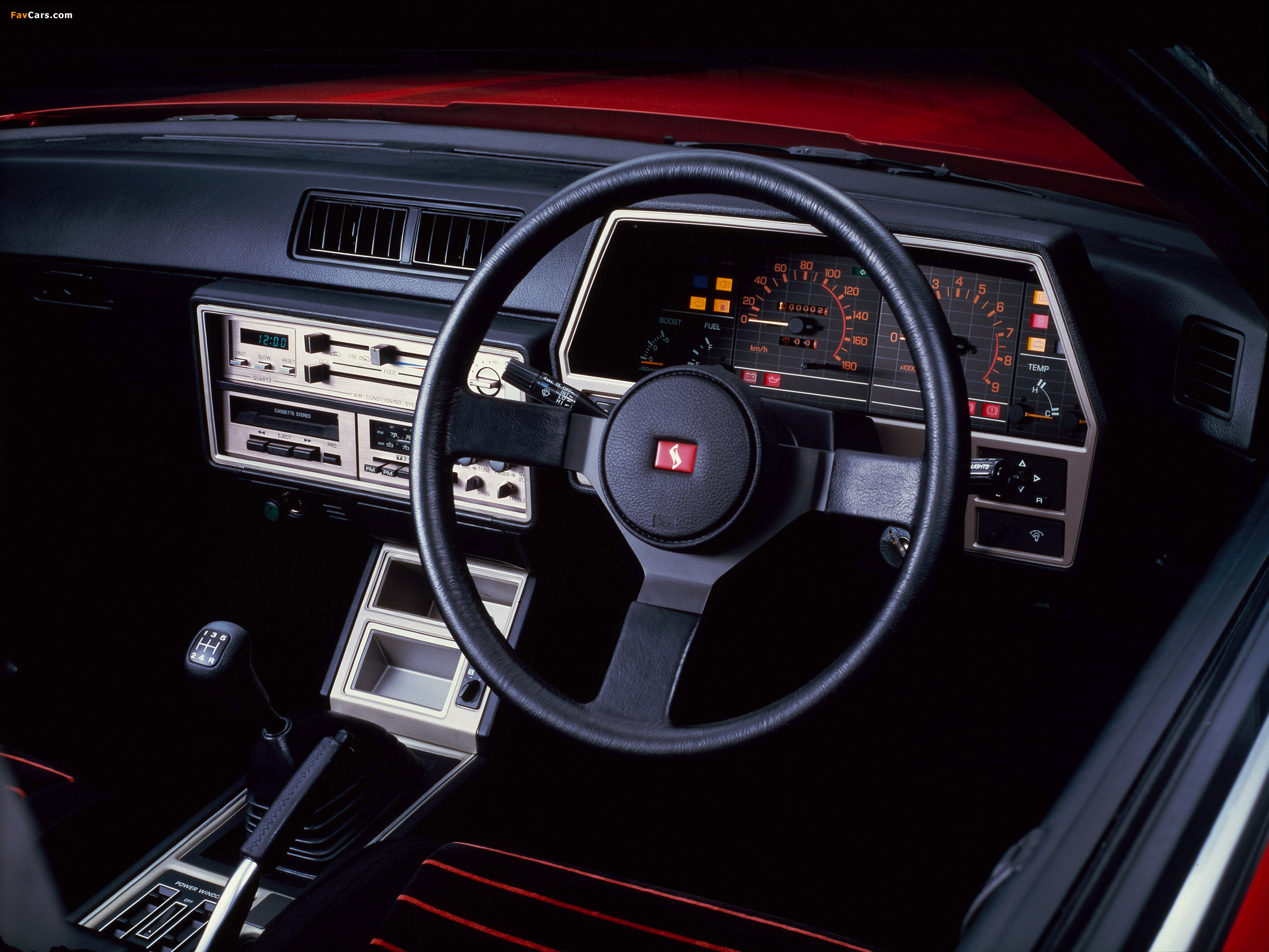 Photos of Nissan Skyline 2000 Turbo RS-X Coupe (KDR30XFT) 1983–85 (2048 x 1536)