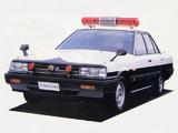 Photos of Nissan Skyline GT Patrol Car (R31) 1985–87