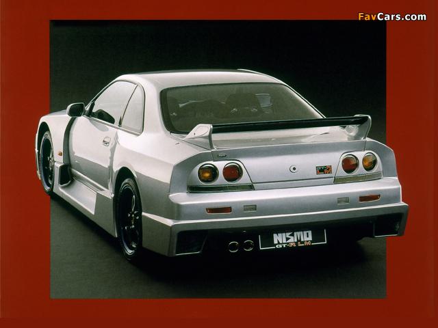 Photos of Nismo Nissan Skyline GT-R LM (BCNR33) 1995–96 (640 x 480)