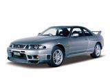 Photos of Nissan Skyline GT-R V-spec (BCNR33) 1995–98