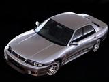 Photos of Nissan Skyline GT-R Autech Version (BCNR33) 1997–98