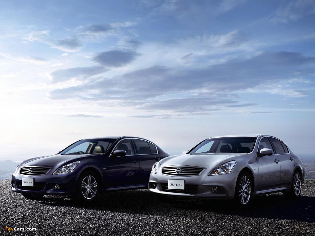 Photos of Nissan Skyline (1024 x 768)