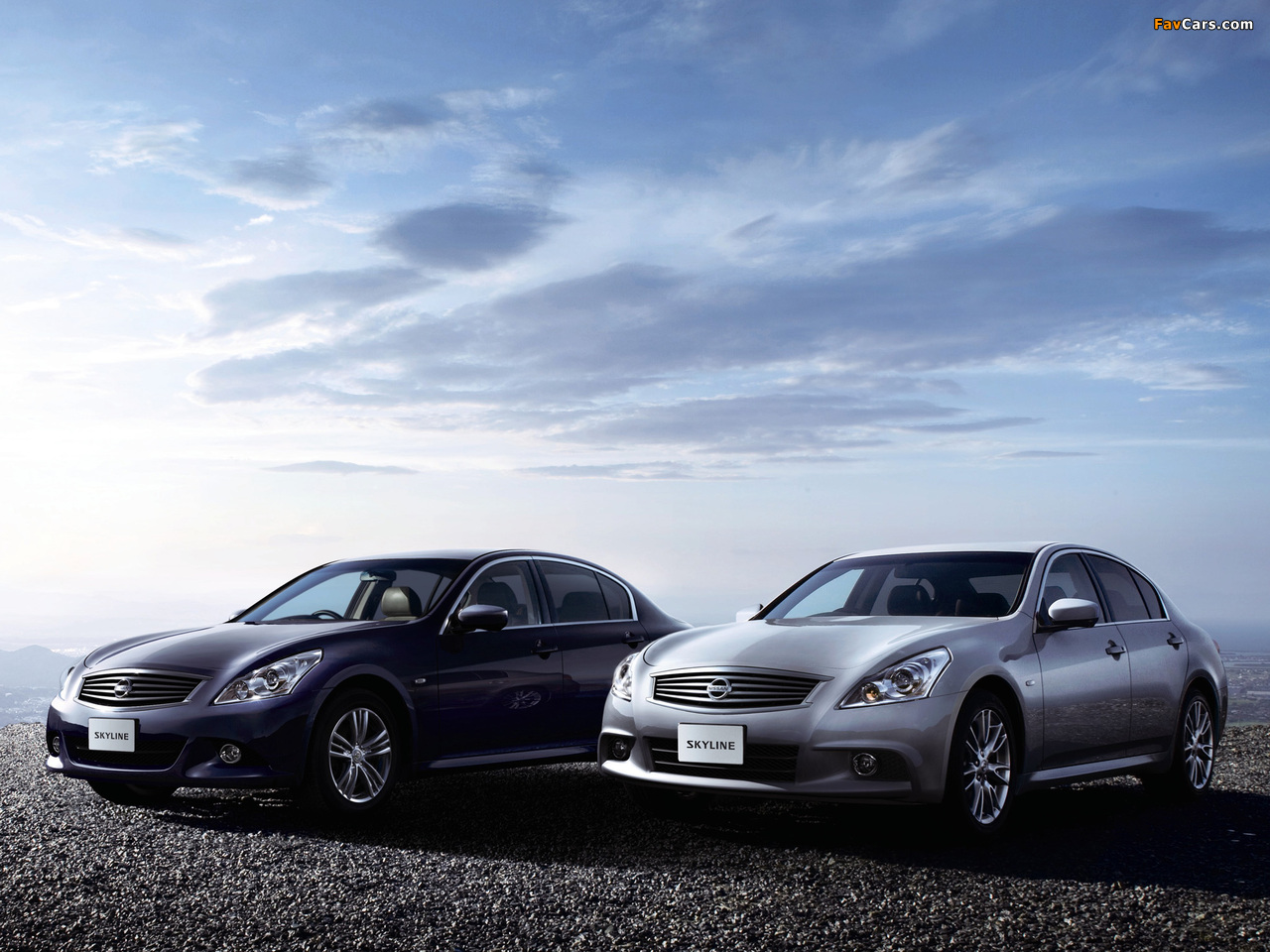 Photos of Nissan Skyline (1280 x 960)