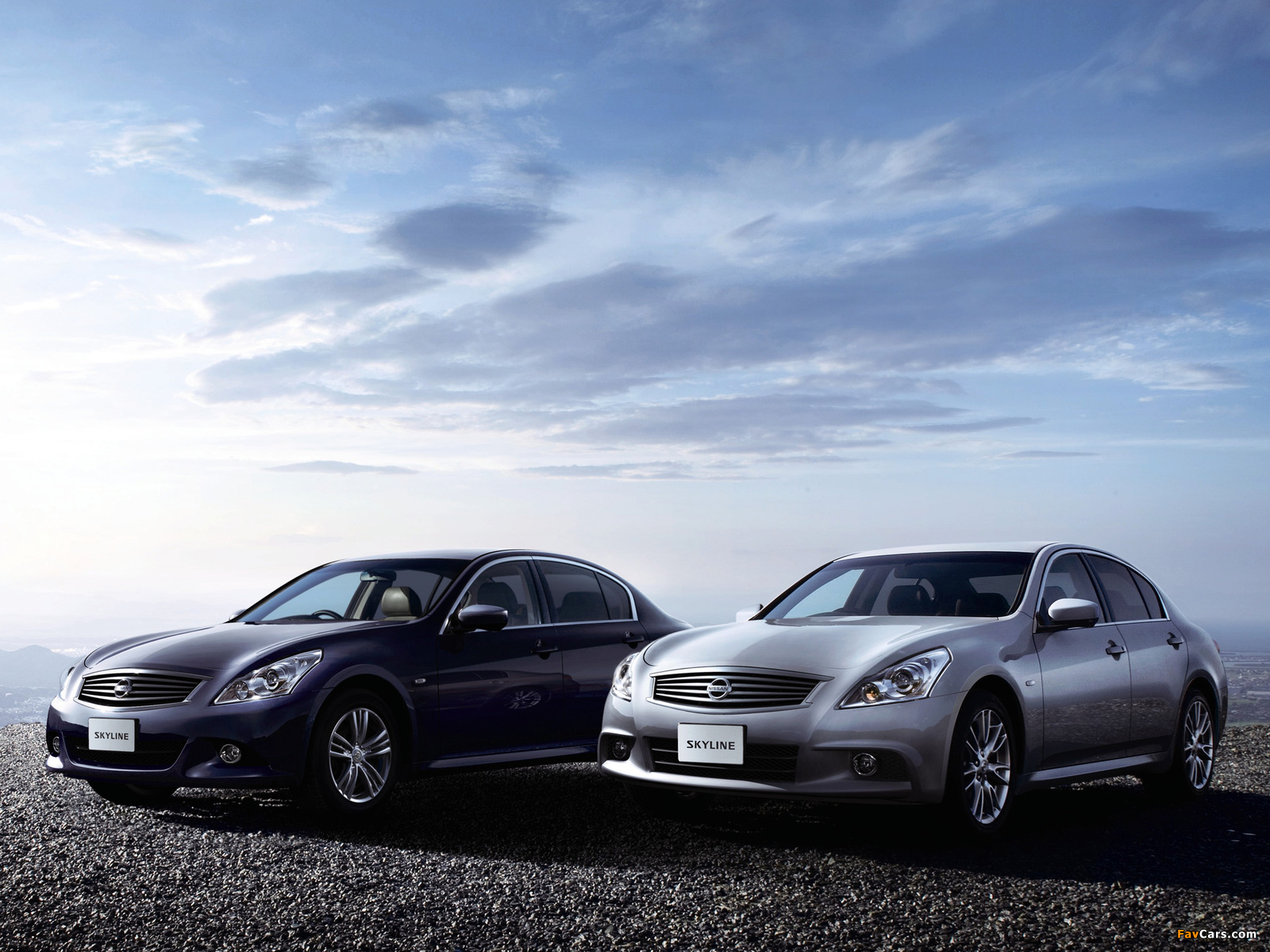 Photos of Nissan Skyline (1600 x 1200)