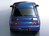 Photos of Nissan Skyline GT-R V-spec II (BNR34) 2000–02