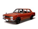 Pictures of Nissan Skyline 2000GT-R Sedan (PGC10) 1969–70