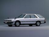 Pictures of Nissan Skyline 1800 Estate (VR30) 1983–85