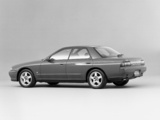 Pictures of Nissan Skyline GTS-T Sedan (RCR32) 1989–91
