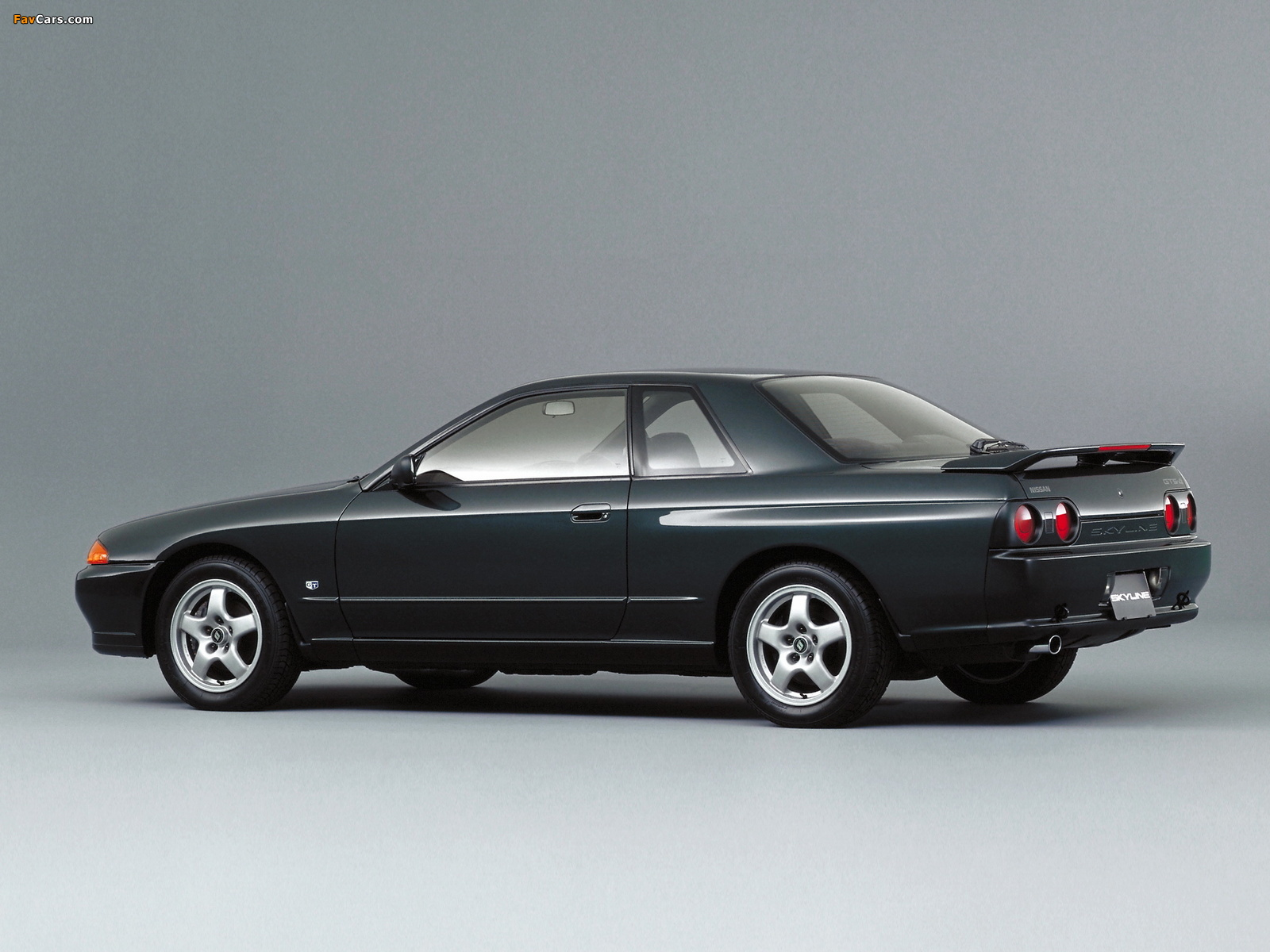 Pictures Of Nissan Skyline Gts 4 Krnr32 1991 93 1600x1200