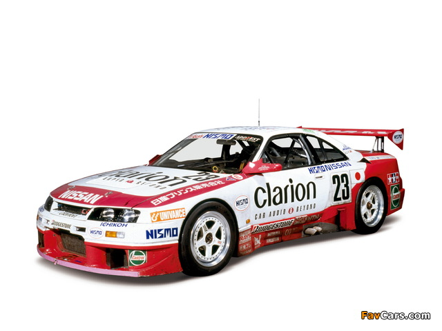 Pictures of Nismo Nissan Skyline GT-R LM (BCNR33) 1995–96 (640 x 480)