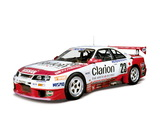 Pictures of Nismo Nissan Skyline GT-R LM (BCNR33) 1995–96