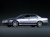 Pictures of Nissan Skyline GT Sedan (ER34) 1998–2000