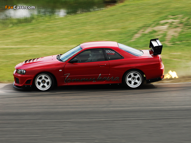 Pictures of Tommykaira R (R34) 1999 (640 x 480)