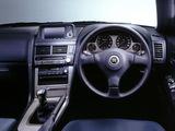 Pictures of Nissan Skyline GT-R V-spec (BNR34) 1999–2002