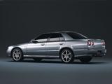 Pictures of Nissan Skyline GT Sedan (ER34) 2000–01