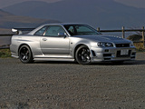 Pictures of Nismo Nissan Skyline GT-R Z-Tune (BNR34) 2004
