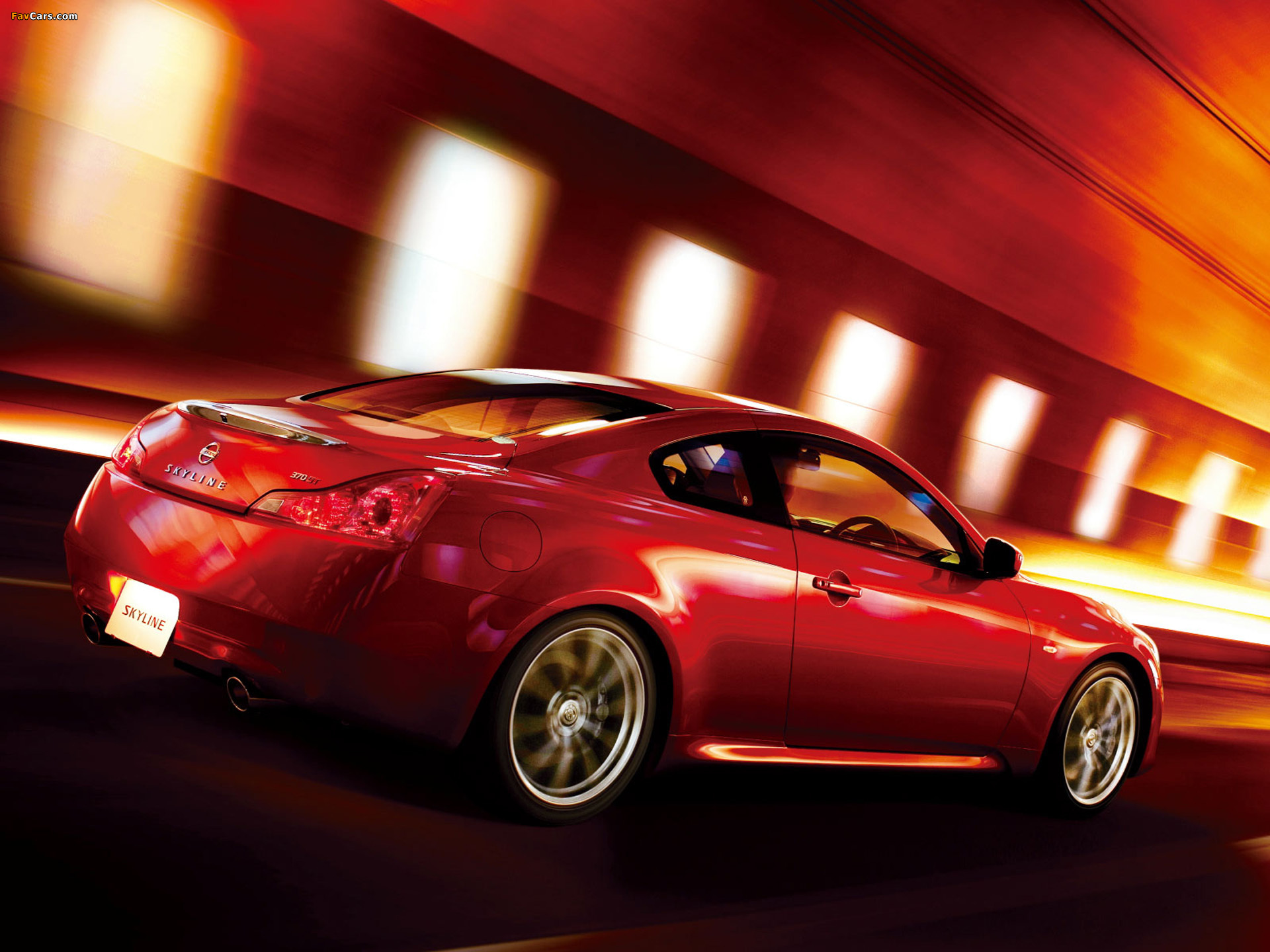 Pictures of Nissan Skyline Coupe Type S (CV36) 2007–10 (1920 x 1440)