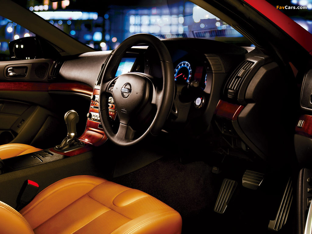 Pictures of Nissan Skyline Coupe Type S (CV36) 2007–10 (1024 x 768)