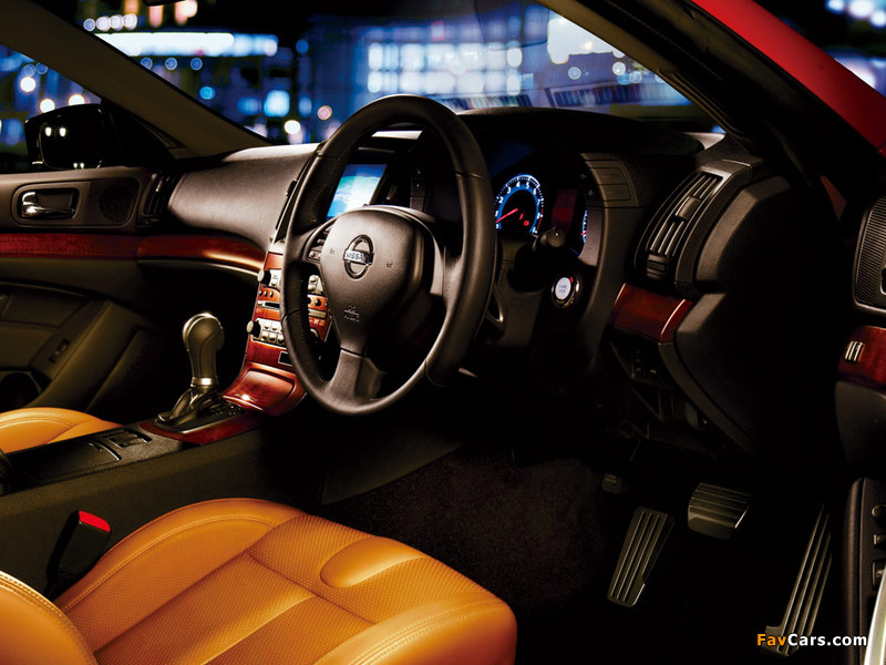 Pictures of Nissan Skyline Coupe Type S (CV36) 2007–10 (800 x 600)