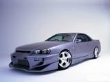 Pictures of VeilSide Nissan Skyline GT-S (R34)